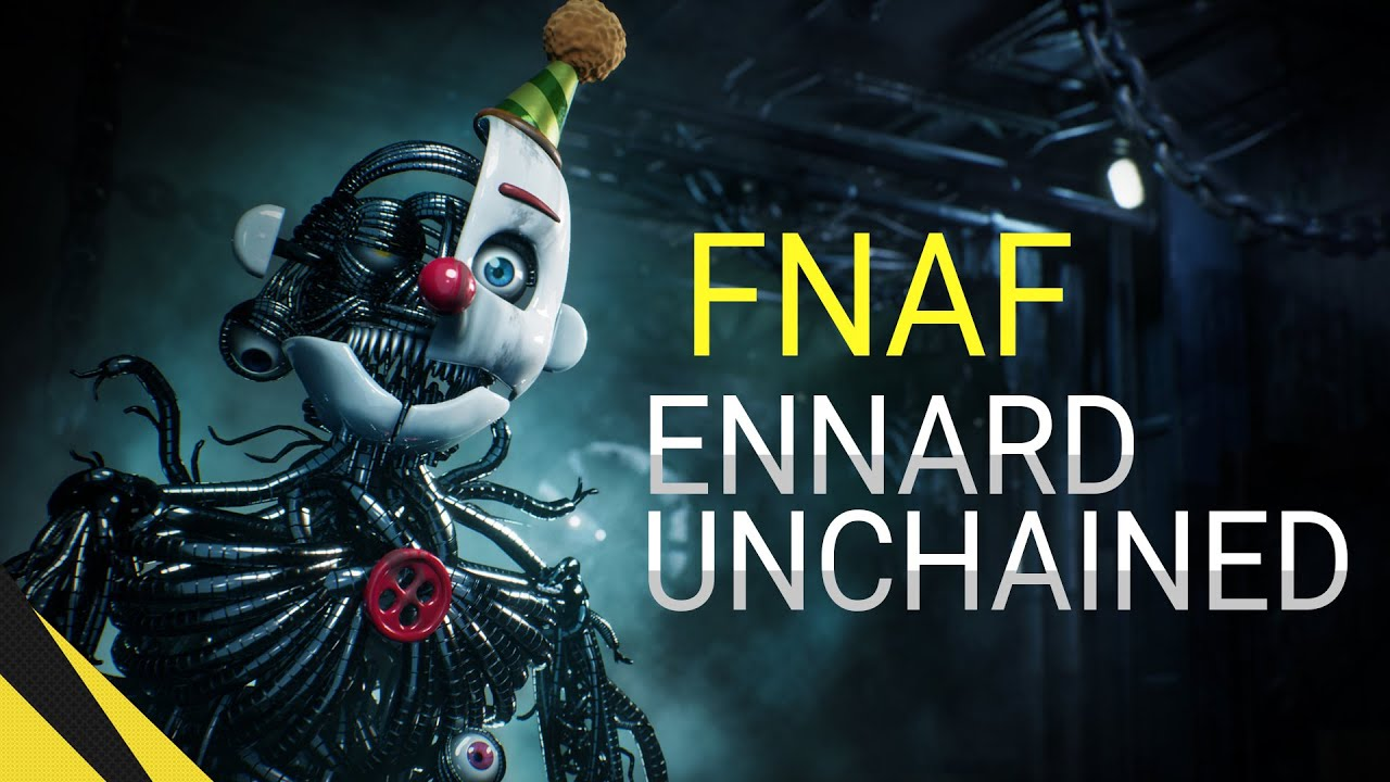 Download ENNARD UNCHAINED - Five Nights at Freddy's   FNAF Animation