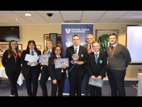 Premier League Enterprise School Finals 2015