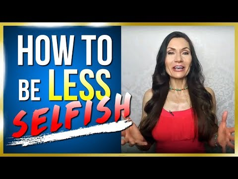 How To Be Less Selfish: Techniques For How To Become Selfless | How  To Become Selfless