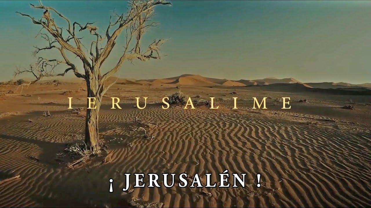 ANHELO POR JERUSALÉN - David Lela