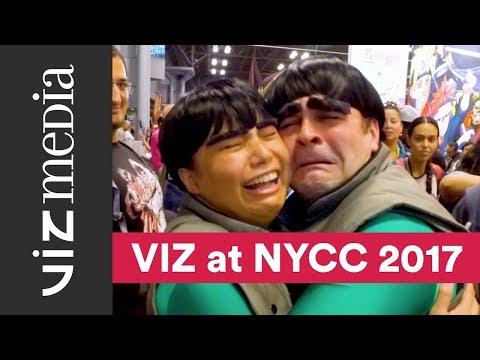 VIZ Media Update - New York Comic-Con 2017