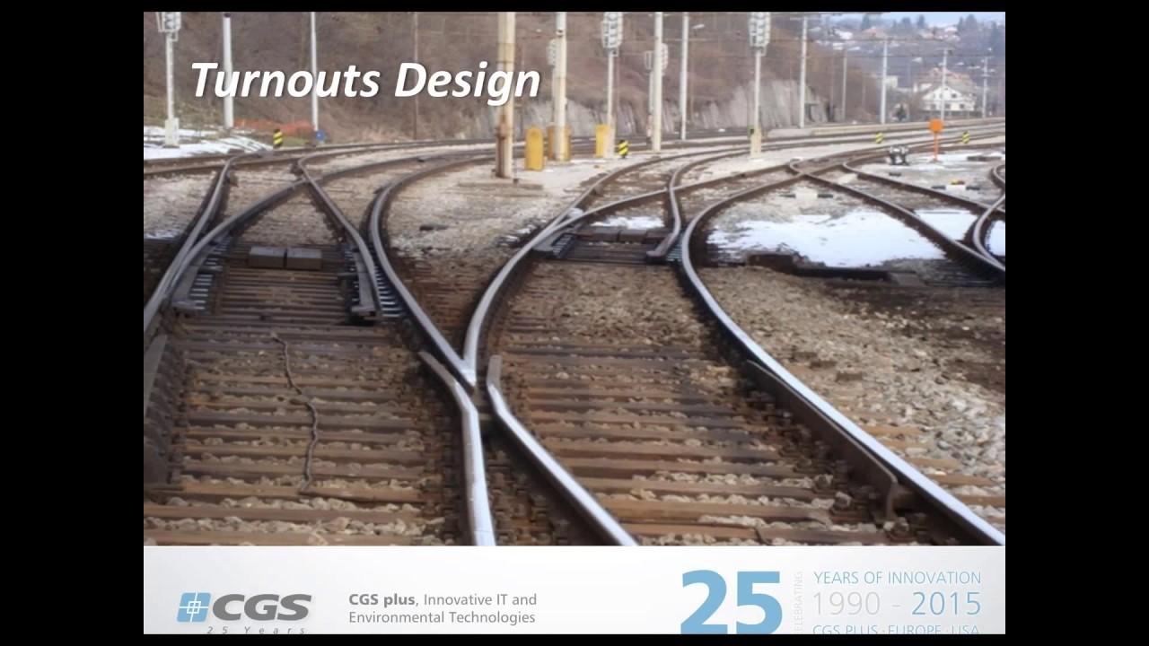 Ferrovia 2016 Webinar - BIM ready, 3D rail design solution