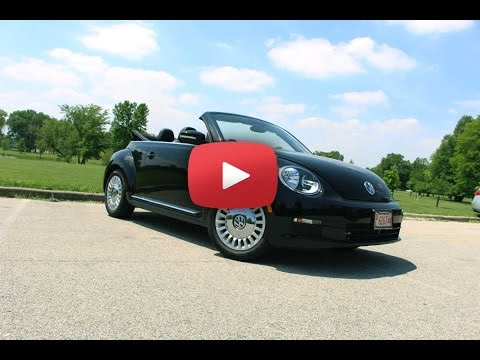 2015 Volkswagen Beetle Convertible Review | Chicago News