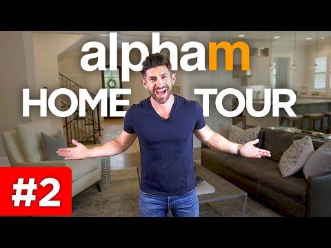 alpha m. HOME