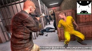 Miami Prison Escape Mission 3D Android GamePlay Trailer (By Toucan Games 3D)