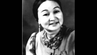 Куляш Байсеитова  Л.Хамиди  Соловей  Бұлбұл  Kazakh singer