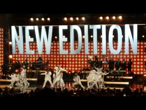 New Edition BET LIFETIME ACHIEVEMENT LIVE