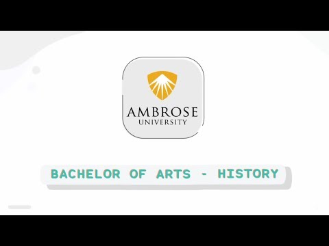 Bachelor of Arts - History
