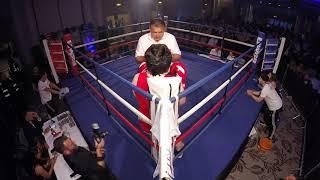 Ultra White Collar Boxing| Brighton | Danielle Allen VS Lilyhammer