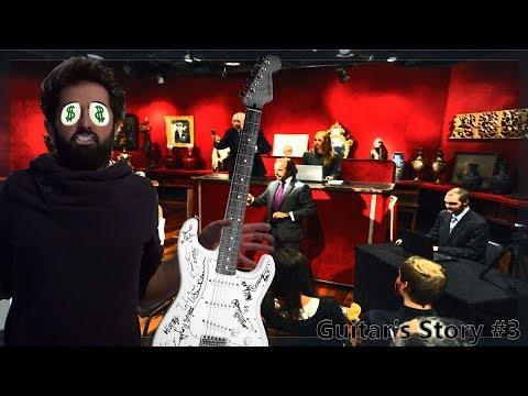 VOICI LES 3 GUITARES LES PLUS CHERES AU MONDE - Guitar's Story #3
