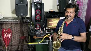 Tum Bin Jaau Kaha Saxophone Cover Dr C B Savita