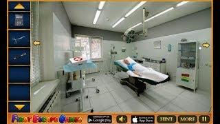 Escape Game Modern Clinic walkthrough FEG.