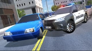 Luxury Police Car Android Gameplay HD
