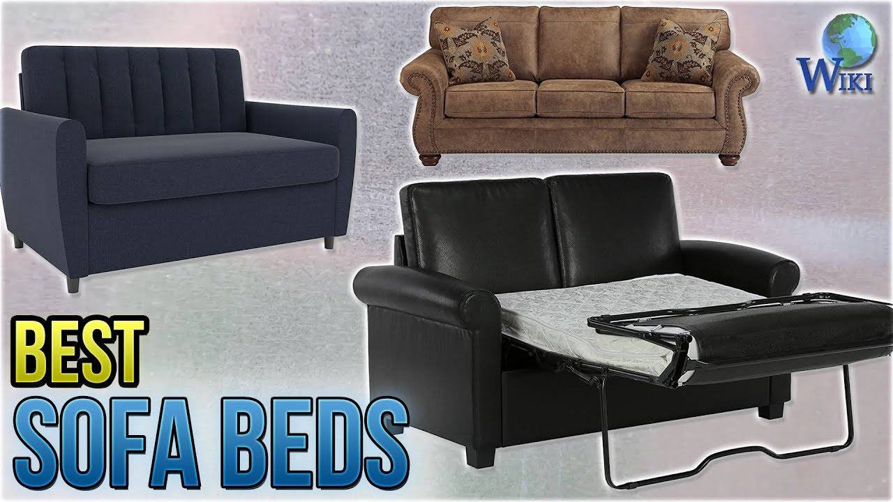 10 Best Sofa Beds 2018