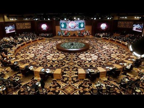 A Amman, les dirigeants arabes dénoncent les ingérences étrangères au Moyen-Orient
