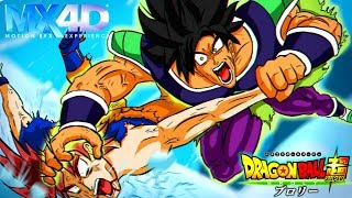 FILM DRAGON BALL SUPER: BROLY MX4D REVIEW ! (DBS)