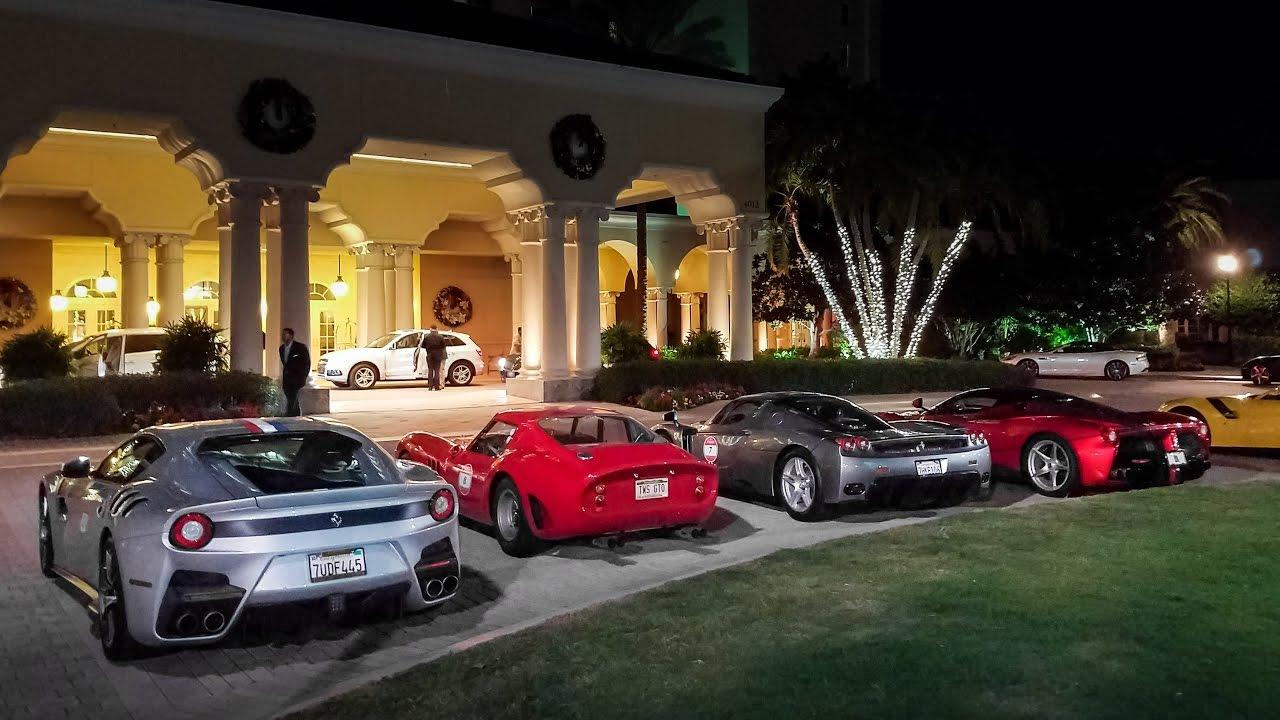Gone Ferrari Hunting In Florida Youtube