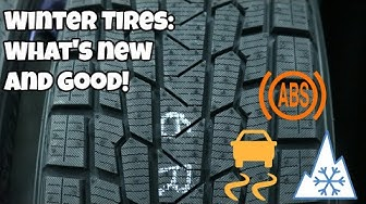 Winter tires: What's new and good this year!   IG53, LT3, WS90 and more!!