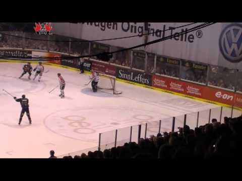 Kassel Huskies - EC Bad Nauheim (Overtime im 5. Playoff Finale)