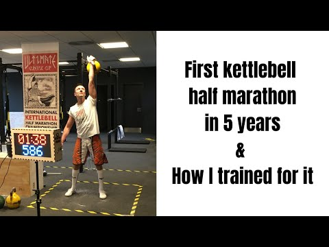 First kettlebell competition in 5 years | After thoughts