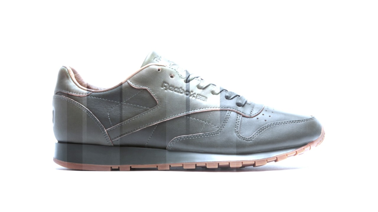 Reebok Classic Leather Lux x Kendrick Lamar - YouTube f30e479b4
