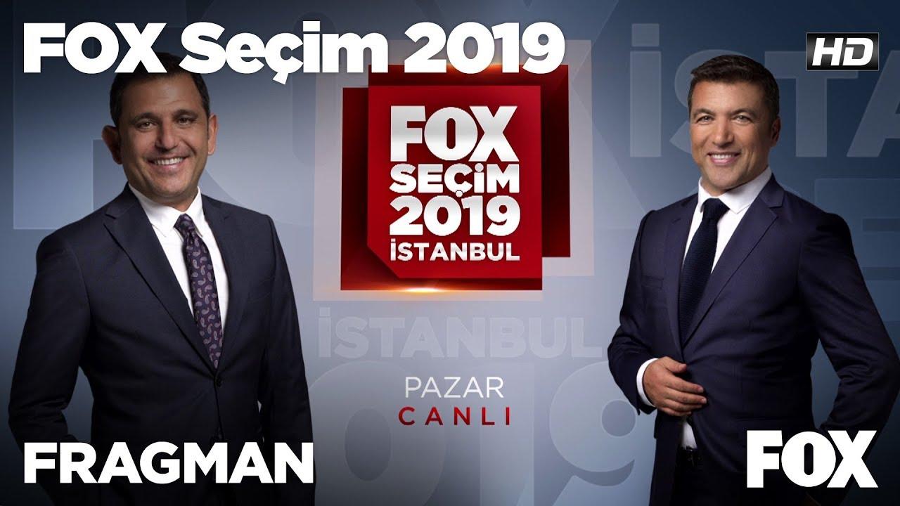 FOX Seçim 2019 fragmanı yayında!