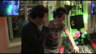 Code Black & Atmozfears & MC Villain (DJ-set) Bij Igmar