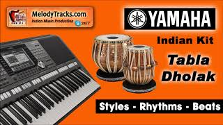 Sun sahiba sun pyar ki dhun Tabla Dholak Yamaha Indian Kit Style Beat Rhythm
