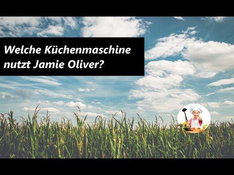 Welche Küchenmaschine benutzt Jamie Oliver?