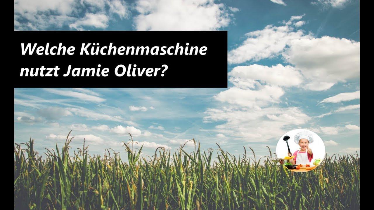 Welche Küchenmaschine benutzt Jamie Oliver? - YouTube