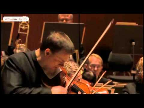 Frank Peter Zimmermann performs Sibelius