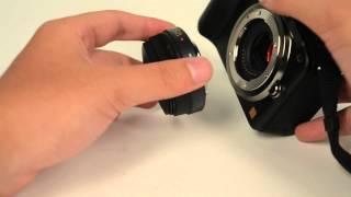 Tinhte.vn - Trên tay ống kính 3D MFT của Panasonic
