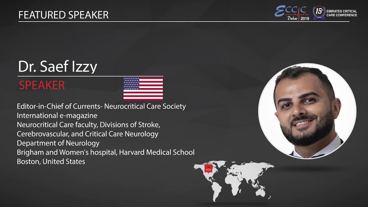 Dr  Saef Izzy