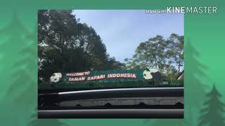 TAMAN SAFARI ROAD TRIP | Travel Video