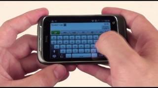 обзор HTC Wildfire S от Video-shoper.ru