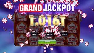 Huuuge link Grand Jackpot  1.016T Huuuge Casino screenshot 5