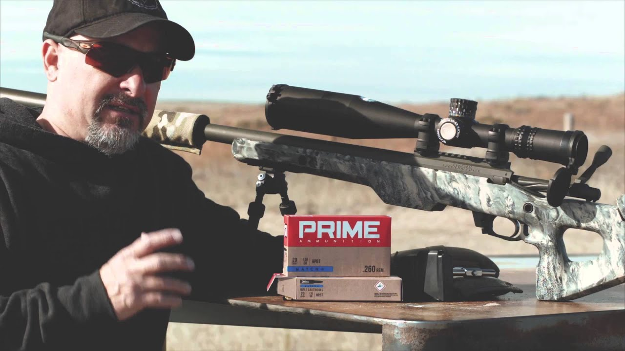 260REM Prime Ammo Review - YouTube