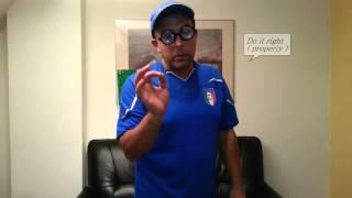 Rude Italian Hand Gestures