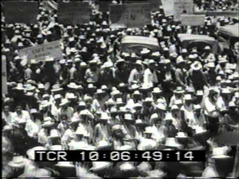 CAMPAÑA PRESIDENCIAL DE JACOBO ARBENZ GUZMAN 1950
