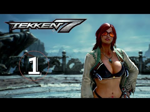 Tekken 7: #1 My first playthrough of this legendary beat-em-up WITH ADDED TIGHT BUTTOCKS!!