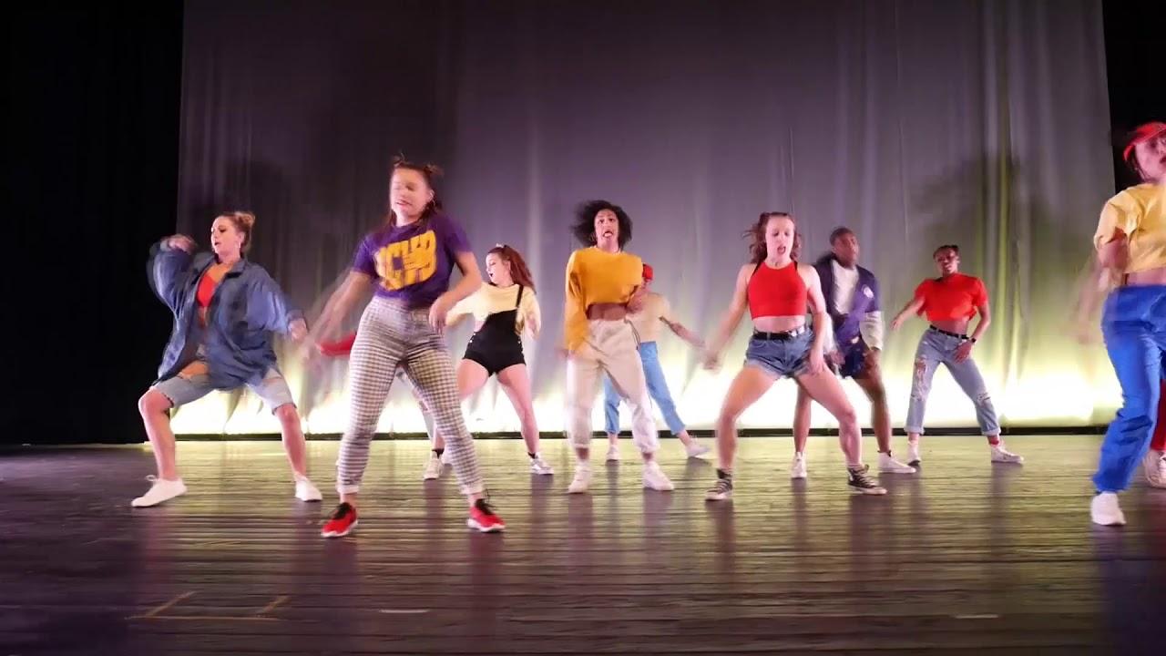 Hip Hop ConnXion Michigan :: THE ONE 2018 Urban Dance Showcase