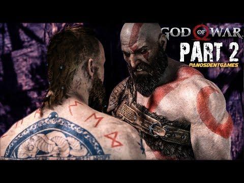 ΤΟ ΠΡΩΤΟ BOSS FIGHT ΜΑΣ  God Of War Gameplay Greek Part 2