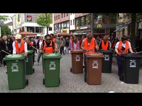 "Groove Onkels feat. Groove Tante - ""Gelber Sack"" outdoor!"