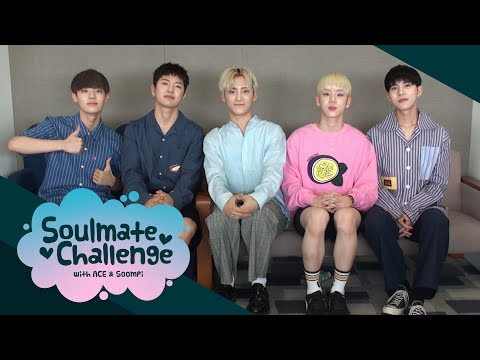 INTERVIEW | A.C.E Talks Chicken And Destiny In The Soulmate Challenge