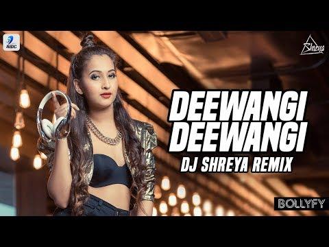 Deewangi Deewangi (Remix) - DJ Shreya | Om Shanti Om | Shahrukh Khan | Bollyfy