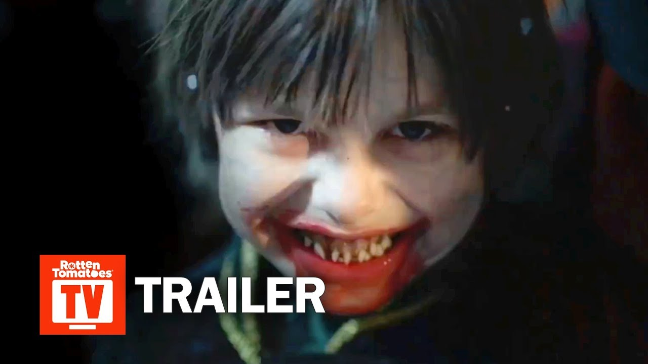 Amc Horror Christmas Trailer 2021 Nos4a2 Season 1 Trailer A Fight For Their Souls Rotten Tomatoes Tv Youtube