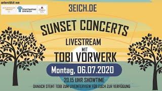 3EICH.DE - SUNSET CONCERTS mit Tobi Vorwerk