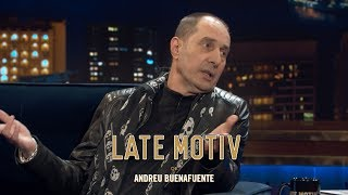"LATE MOTIV - Gay Mercader. ""Los amigos son tu capital, lo que te define"" 