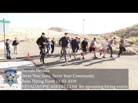 Recruit Nevada DPS RENO Hiring Event