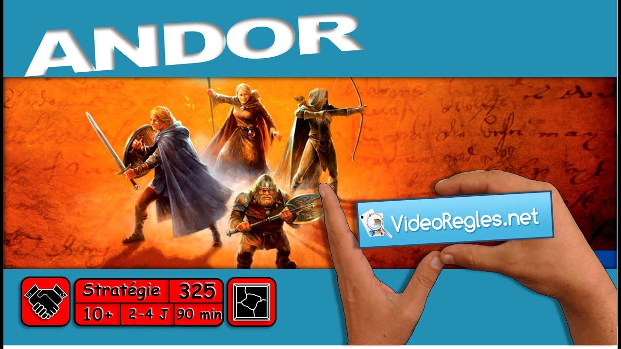 """Download Vidéorègle Jeu de Société """" ANDOR """" par Yahndrev (#325) (+sub)"""